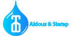 Aldous & Stamp Mobile Logo